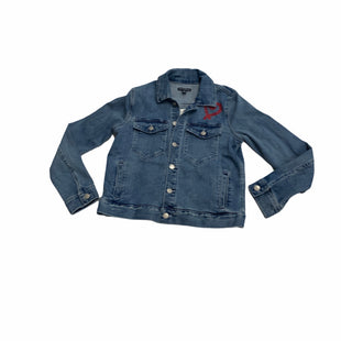 Primary Photo - BRAND: J CREW STYLE: JACKET OUTDOOR COLOR: DENIM BLUE SIZE: XS OTHER INFO: NEW! SKU: 190-190140-23495