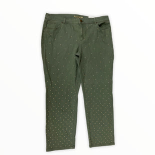 Primary Photo - BRAND: CHICOS STYLE: JEANS COLOR: GREEN SIZE: 16 OTHER INFO: NEW! SKU: 190-190140-24763