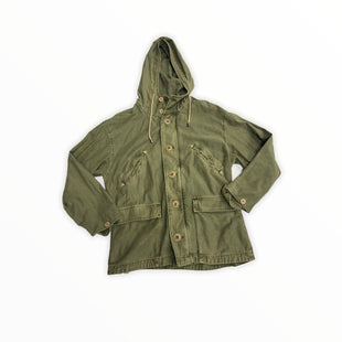 Primary Photo - BRAND: FREE PEOPLE STYLE: JACKET OUTDOOR COLOR: GREEN SIZE: S SKU: 190-190140-22009