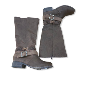 Primary Photo - BRAND:    CLOTHES MENTOR STYLE: BOOTS KNEE COLOR: BROWN SIZE: 7 OTHER INFO: JOLLY POP - SKU: 190-190161-537
