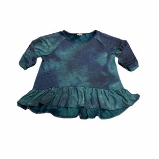 Primary Photo - BRAND: THYME AND HONEY STYLE: TOP LONG SLEEVE COLOR: TIE DYE SIZE: 2X SKU: 190-190140-24699