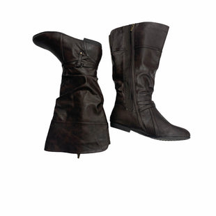 Primary Photo - BRAND: AVENUE STYLE: BOOTS KNEE COLOR: BROWN SIZE: 12 SKU: 190-190106-54333