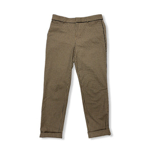 Primary Photo - BRAND: BANANA REPUBLIC STYLE: PANTS COLOR: BURBERRY PLAID SIZE: 6 SKU: 190-190140-19256
