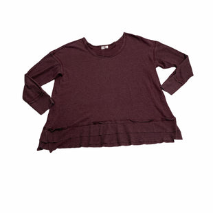 Primary Photo - BRAND: MELROSE AND MARKET STYLE: TOP LONG SLEEVE COLOR: PURPLE SIZE: 2X SKU: 190-190140-24014