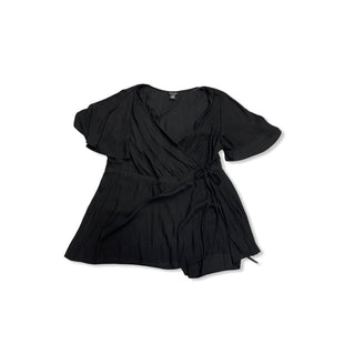 Primary Photo - BRAND: TORRID STYLE: TOP SHORT SLEEVE COLOR: BLACK SIZE: 2X SKU: 190-190125-35708