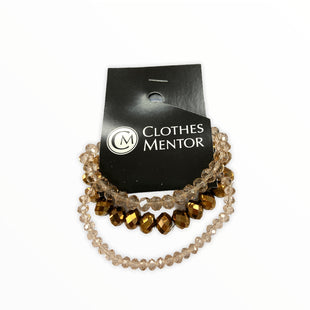 Primary Photo - BRAND: A NEW DAY STYLE: BRACELET COLOR: BROWN SIZE: 03 PIECE SET OTHER INFO: NEW! SKU: 190-190125-38228