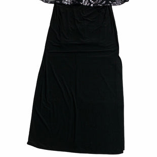 Primary Photo - BRAND: CHAPS STYLE: DRESS LONG SLEEVELESS COLOR: BLACK SIZE: M OTHER INFO: NEW! SKU: 190-190106-56136