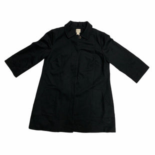 Primary Photo - BRAND: CHICOS STYLE: JACKET OUTDOOR COLOR: BLACK SIZE: M SKU: 190-190140-21004
