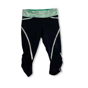 Primary Photo - BRAND: LULULEMON STYLE: ATHLETIC CAPRIS COLOR: BLACK SIZE: 4SKU: 190-190161-650