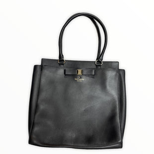 Primary Photo - BRAND: KATE SPADE STYLE: HANDBAG DESIGNER COLOR: BLACK SIZE: MEDIUM SKU: 190-19060-47552AS IS