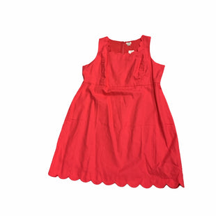 Primary Photo - BRAND: J CREW O STYLE: DRESS SHORT SLEEVELESS COLOR: HOT PINK SIZE: 2X OTHER INFO: NEW! SKU: 190-190140-23465