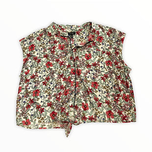 Primary Photo - BRAND: JESSICA SIMPSON STYLE: TOP SHORT SLEEVE COLOR: RED GREEN SIZE: 3X OTHER INFO: NEW! SKU: 190-190125-41099