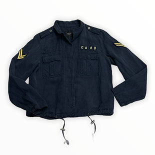 Primary Photo - BRAND: RAILS STYLE: JACKET OUTDOOR COLOR: BLUE SIZE: XS SKU: 190-190106-56718