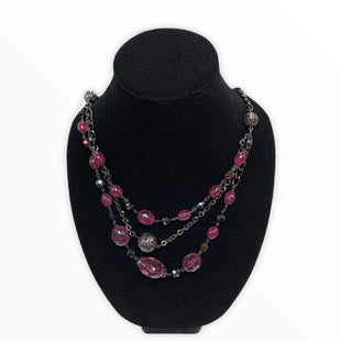 Primary Photo - BRAND:    NECKLACE STYLE: NECKLACE COLOR: PURPLE SKU: 190-190106-53434