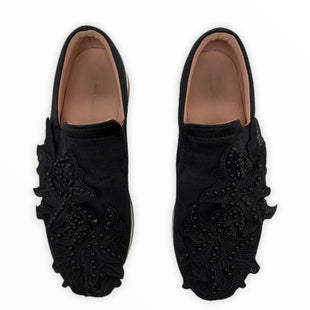 Primary Photo - BRAND: ZARA BASIC STYLE: SHOES FLATS COLOR: BLACK SIZE: 7.5 SKU: 190-190140-22761