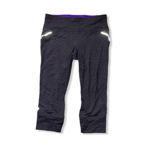 Primary Photo - BRAND: ATHLETA STYLE: ATHLETIC CAPRIS COLOR: GREY SIZE: M SKU: 190-190161-724
