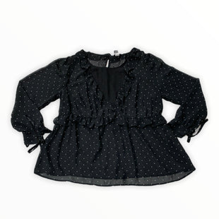 Primary Photo - BRAND: TORRID STYLE: TOP LONG SLEEVE COLOR: BLACK SIZE: 1X SKU: 190-190140-24128