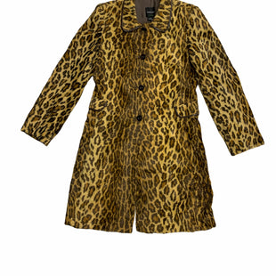 Primary Photo - BRAND: ANONYMOUSSTYLE: COAT LONG COLOR: ANIMAL PRINT SIZE: M OTHER INFO: ANONYMOUS - SKU: 190-190161-1189