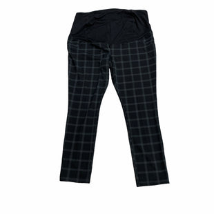 Primary Photo - BRAND: ISABEL MATERNITY STYLE: MATERNITY PANT COLOR: PLAID SIZE: 1X OTHER INFO: NEW! SKU: 190-190140-23889