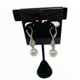 Primary Photo - BRAND: NAPIER STYLE: EARRINGS COLOR: PEARL SKU: 190-190140-24256