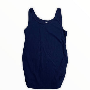 Primary Photo - BRAND: OLD NAVY STYLE: MATERNITY TANK COLOR: BLUE SIZE: 1X SKU: 190-190125-32351