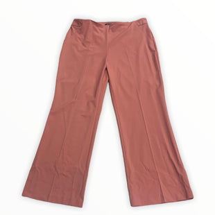 Primary Photo - BRAND: ROZ AND ALI STYLE: PANTS COLOR: SALMON SIZE: 16 OTHER INFO: NEW! SKU: 190-190140-23721