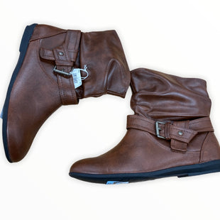 Primary Photo - BRAND: LOWER EASTSIDE STYLE: BOOTS ANKLE COLOR: BROWN SIZE: 7 SKU: 190-190125-36037