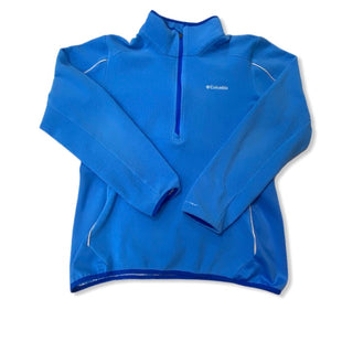 Primary Photo - BRAND: COLUMBIA STYLE: FLEECE COLOR: BLUE SIZE: M SKU: 190-19060-43433