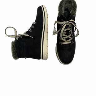 Primary Photo - BRAND: WHITE MOUNTAIN STYLE: BOOTS ANKLE COLOR: BLACK SIZE: 8.5 SKU: 190-190125-37846