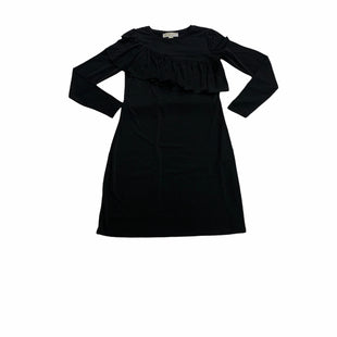 Primary Photo - BRAND: MICHAEL BY MICHAEL KORS STYLE: DRESS SHORT LONG SLEEVE COLOR: BLACK SIZE: S SKU: 190-190106-55444