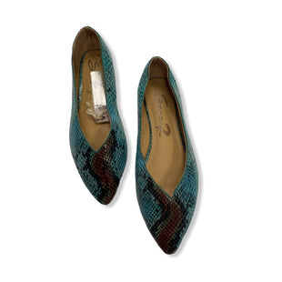 Primary Photo - BRAND: SEVEN 7 STYLE: SHOES FLATS COLOR: GREEN SIZE: 6 SKU: 190-190125-35842