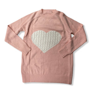 Primary Photo - BRAND:    CLOTHES MENTOR STYLE: SWEATER LIGHTWEIGHT COLOR: PINK SIZE: S SKU: 190-19060-46107