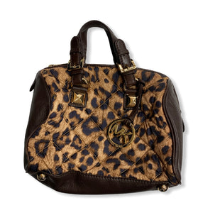 Primary Photo - BRAND: MICHAEL KORS STYLE: HANDBAG DESIGNER COLOR: ANIMAL PRINT SIZE: MEDIUM OTHER INFO: LIMITED EDITION! SKU: 190-14511-22720