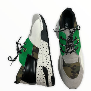 Primary Photo - BRAND:    LA SHEELAHSTYLE: SHOES ATHLETIC COLOR: CAMOFLAUGE SIZE: 10 OTHER INFO: LA SHEELAH - SKU: 190-190125-40777