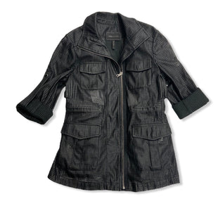Primary Photo - BRAND: BCBGMAXAZRIA STYLE: JACKET OUTDOOR COLOR: BLACK SIZE: S SKU: 190-190140-19187