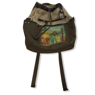 Primary Photo - BRAND: SHERPANI STYLE: BACKPACK COLOR: TAN SIZE: MEDIUM SKU: 190-190125-31569