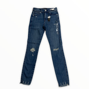Primary Photo - BRAND: EXPRESS STYLE: JEANS COLOR: DENIM SIZE: 2 OTHER INFO: NEW! SKU: 190-190106-54323