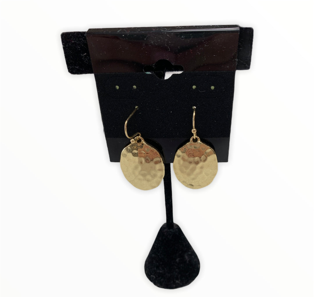 Primary Photo - BRAND: LAUREN CONRAD <BR>STYLE: EARRINGS <BR>COLOR: GOLD <BR>SKU: 190-190140-24257