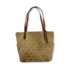 Primary Photo - BRAND: MICHAEL KORS STYLE: HANDBAG DESIGNER COLOR: BROWN SIZE: LARGE SKU: 190-190125-35611