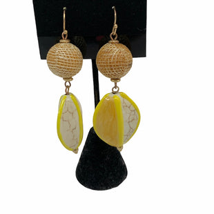 Primary Photo - BRAND: CHICOS STYLE: EARRINGS COLOR: GOLD OTHER INFO: NEW! SKU: 190-190140-24928