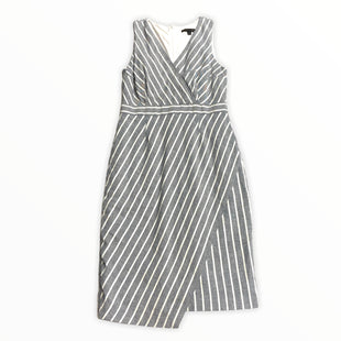 Primary Photo - BRAND: BANANA REPUBLIC STYLE: DRESS SHORT SLEEVELESS COLOR: BLUE WHITE SIZE: S SKU: 190-190161-241