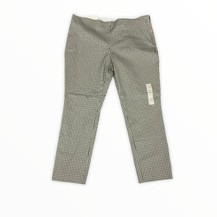 Primary Photo - BRAND: A NEW DAY STYLE: PANTS COLOR: PLAID SIZE: 18 OTHER INFO: NEW! SKU: 190-190140-19948