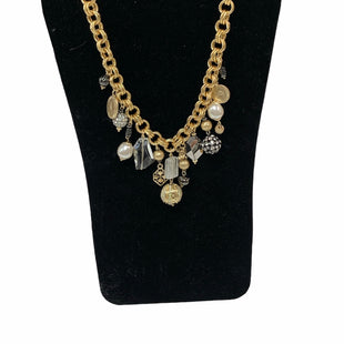 Primary Photo - BRAND: CHICOS STYLE: NECKLACE COLOR: GOLD OTHER INFO: NEW! SKU: 190-190140-25042