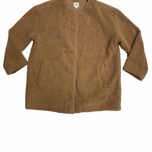 Primary Photo - BRAND: GAP STYLE: COAT SHORT COLOR: TAN SIZE: XL SKU: 190-190125-36624