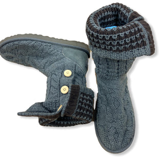 Primary Photo - BRAND: UGG STYLE: BOOTS ANKLE COLOR: GREY SIZE: 7 SKU: 190-190161-1103