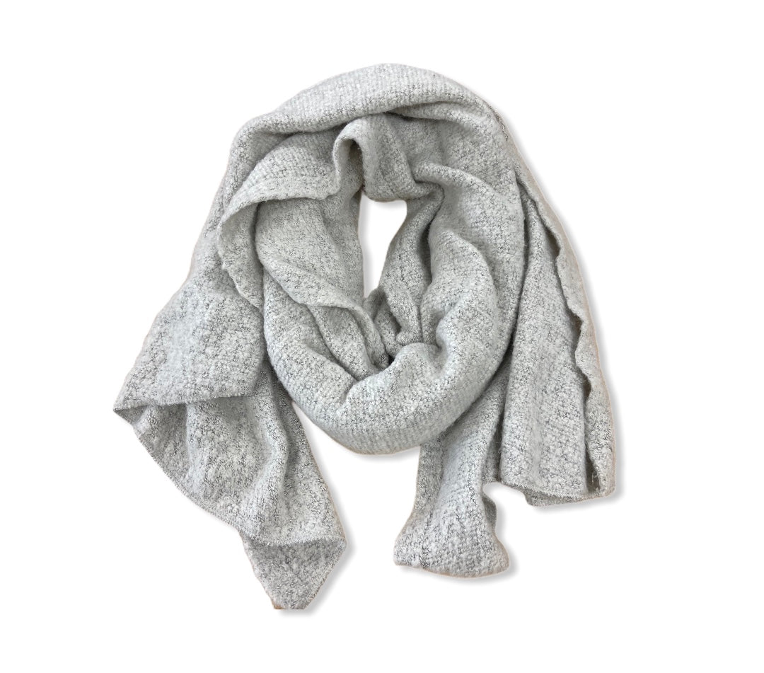 Primary Photo - BRAND: ALTARD STATE <BR>STYLE: SCARF WINTER <BR>COLOR: GREY <BR>SKU: 190-190106-49796