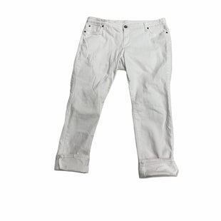 Jeans By Kut  Size: 16 - BRAND: KUT STYLE: JEANS COLOR: WHITE SIZE: 16 SKU: 190-19060-42669