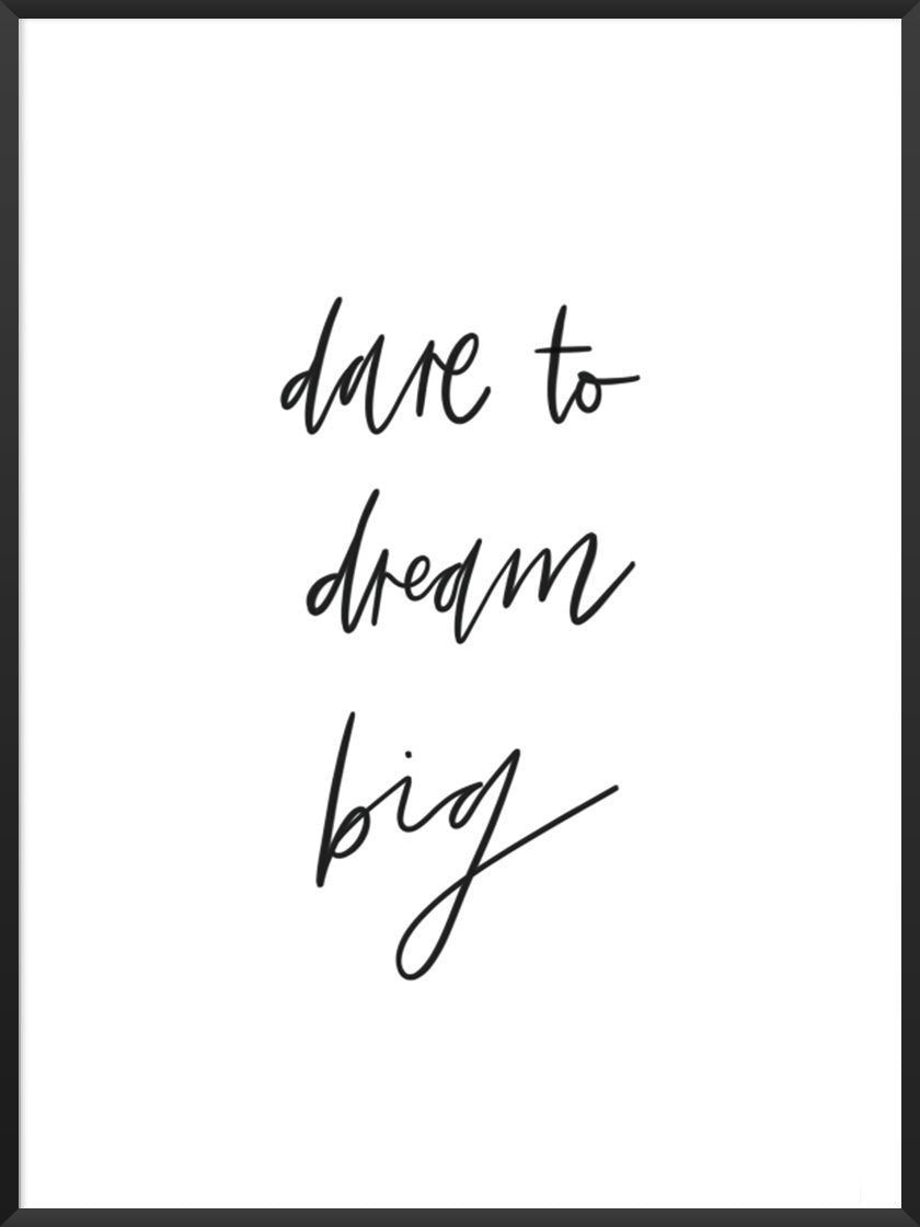 inspirational-dream-big-poster-product-picture