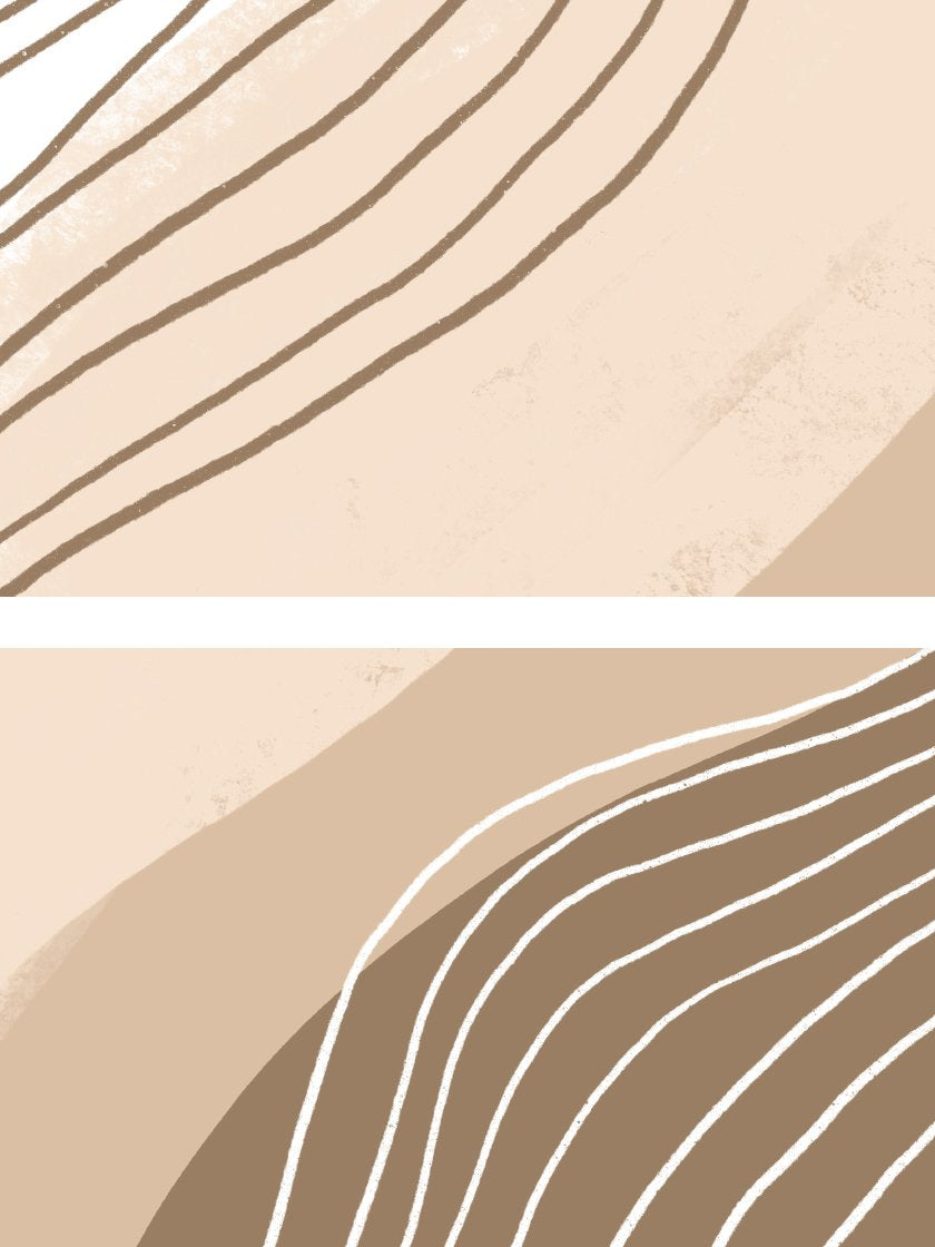 project-nord-beige-lines-poster-closeup