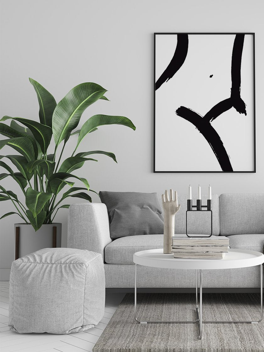 project-nord-nude-body-minimalist-female-figure-line-art-poster-in-interior-living-room
